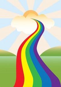 Regenbogenbrücke Jack Russell